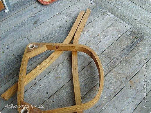 Добрый день, моя Любимая Страна Мастеров!  Я к вам теперь со стульями. Привезла их прошлой осенью с дачи. Ну жалко мне такое добро выкидывать. фото 5