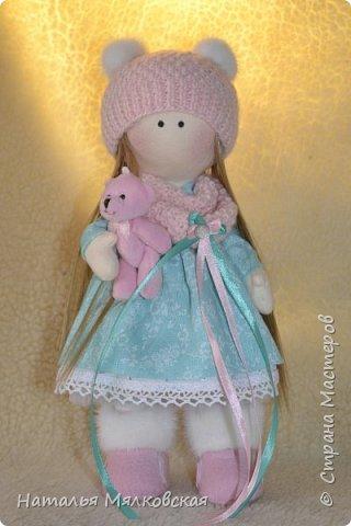 Интерьерная кукла фото 1