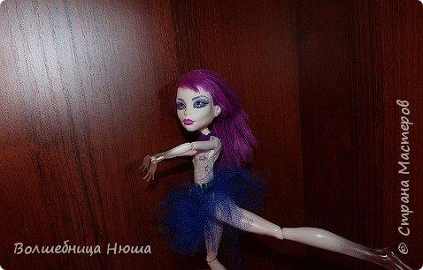 """Добрый всем день! Представляю вам костюм для Камиллы (в прошлом Мишель) под названием """"Балерина"""". фото 2"""