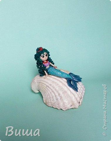 К принцессе на горошике добавилась вот такая крошка русалочка  фото 3