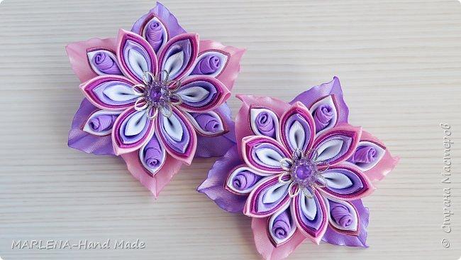 Многослойный цветок  фото 1