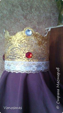 корона из кружев фото 1