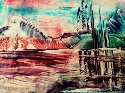 Энкаустика в красках. фото 2
