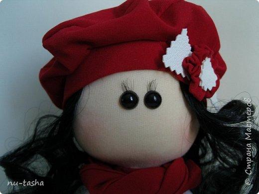 """Новая интерьерная куколка из серии """"Модницы"""" - Эва. Рост 30 см, стоит самостоятельно, руки-ноги двигаются. фото 2"""