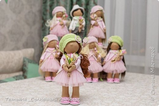 Весенняя куколка Анастасия фото 1