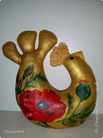 Петушок золотой гребешок фото 2