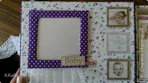 Эта коробочка для мам маленьких деток. В ней могут храниться памятные записи и вещи малышей. фото 4
