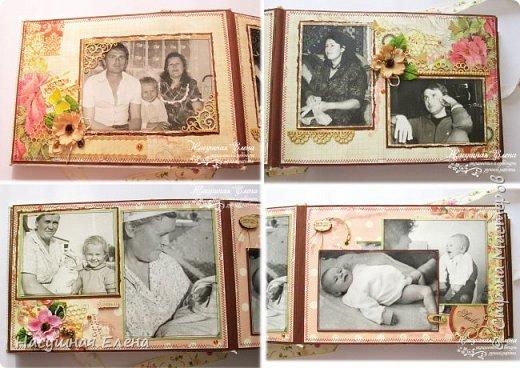 Обложка и обратная сторона альбома. фото 2