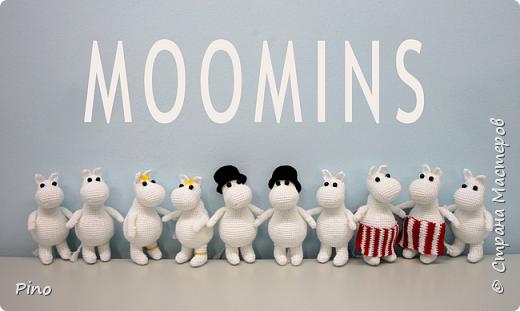 По описанию Clairette. https://samigurumi.wordpress.com/2011/12/04/amigurumi-moomintroll-free-pattern-woo-yeah-free/  фото 1
