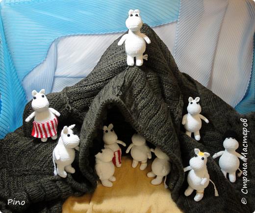По описанию Clairette. https://samigurumi.wordpress.com/2011/12/04/amigurumi-moomintroll-free-pattern-woo-yeah-free/  фото 4
