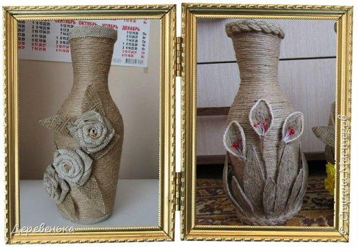 Новые вазочки фото 1