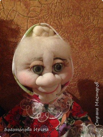 Бабулька на заварочный чайник фото 2