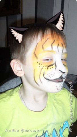 Мой маленький тигренок. фото 3