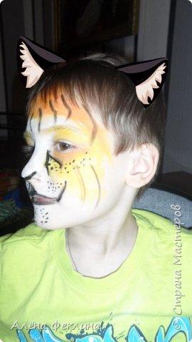 Мой маленький тигренок. фото 4