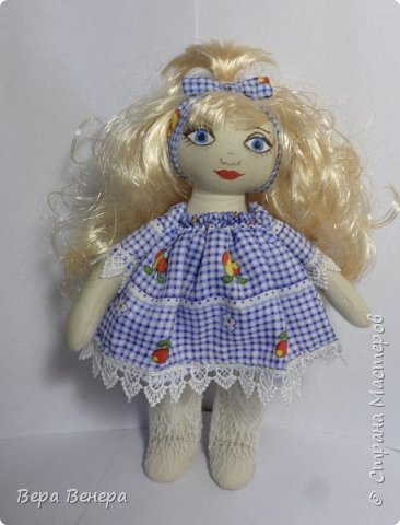 кукла Маша, первая. фото 1
