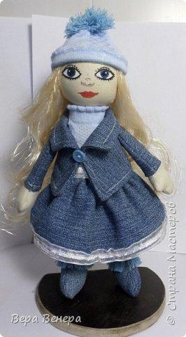 кукла Маша, первая. фото 2