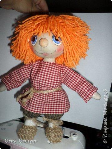 кукла Маша, первая. фото 3