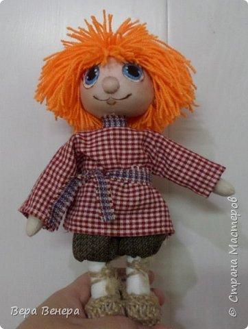 кукла Маша, первая. фото 4