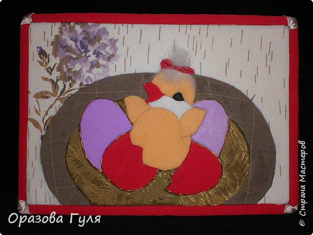 Пасхальный цыплёнок. фото 1