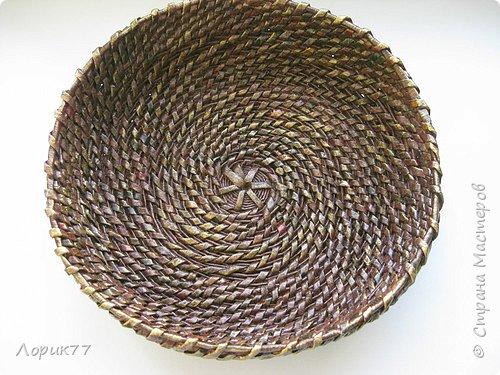 Здравствуйте! Моё первое плетение из корня. фото 1