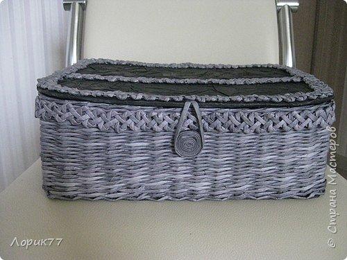 Здравствуйте! Моё первое плетение из корня. фото 4