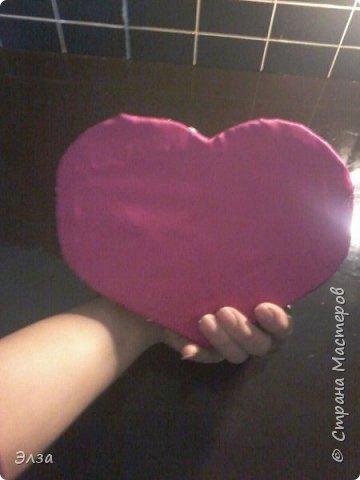 сердце с конфетами  фото 3
