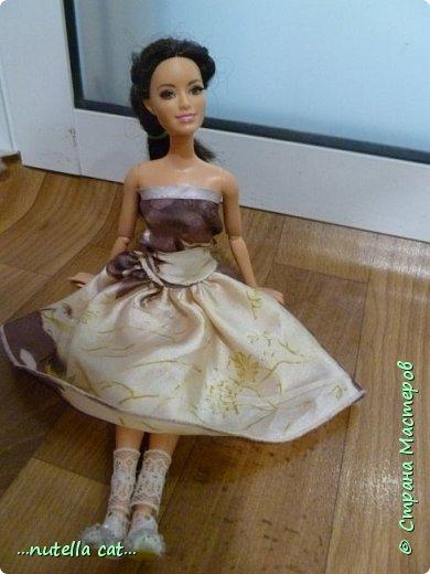 """приветики, Страна!  это работа на конкус """"кукольная мода"""".   ссылка    https://stranamasterov.ru/node/1089013?tid=2174  в этот раз, я решила сшить платье для Амелии.(вот это поворот!) поехали! фото 3"""