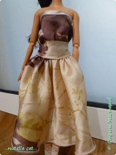 """приветики, Страна!  это работа на конкус """"кукольная мода"""".   ссылка    https://stranamasterov.ru/node/1089013?tid=2174  в этот раз, я решила сшить платье для Амелии.(вот это поворот!) поехали! фото 4"""