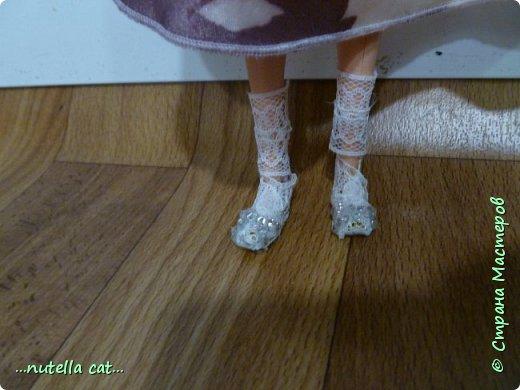 """приветики, Страна!  это работа на конкус """"кукольная мода"""".   ссылка    http://stranamasterov.ru/node/1089013?tid=2174  в этот раз, я решила сшить платье для Амелии.(вот это поворот!) поехали! фото 5"""