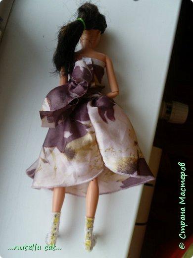 """приветики, Страна!  это работа на конкус """"кукольная мода"""".   ссылка    https://stranamasterov.ru/node/1089013?tid=2174  в этот раз, я решила сшить платье для Амелии.(вот это поворот!) поехали! фото 12"""
