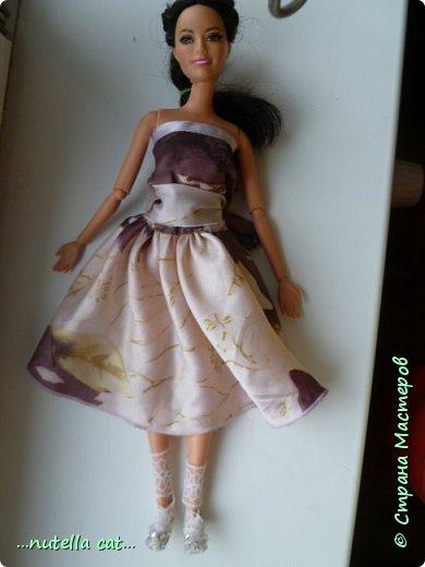 """приветики, Страна!  это работа на конкус """"кукольная мода"""".   ссылка    http://stranamasterov.ru/node/1089013?tid=2174  в этот раз, я решила сшить платье для Амелии.(вот это поворот!) поехали! фото 14"""