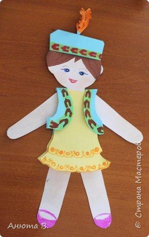 Мальчик в казахском костюме фото 2