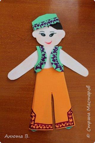 Мальчик в казахском костюме фото 1