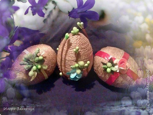 Пасхальный декор фото 1