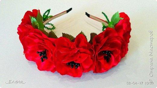 Не знаю краше ангельских цветов,  Которые зовутся красным маком ...  Нежнее не встречала лепестков -  Блестящих, как покрытых лаком. ( Л.Кузьминская) фото 2