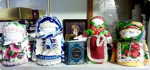 Русская традиционная кукла фото 2