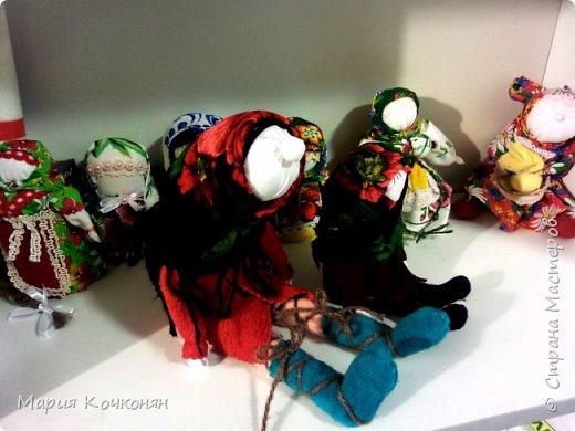 Русская традиционная кукла фото 1