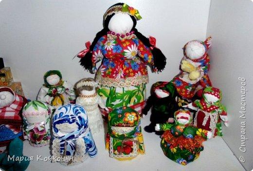 Русская традиционная кукла фото 3