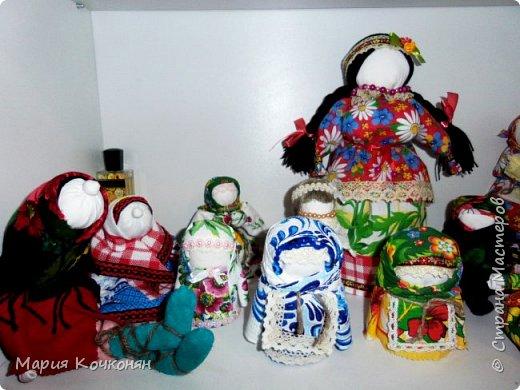 Русская традиционная кукла фото 5