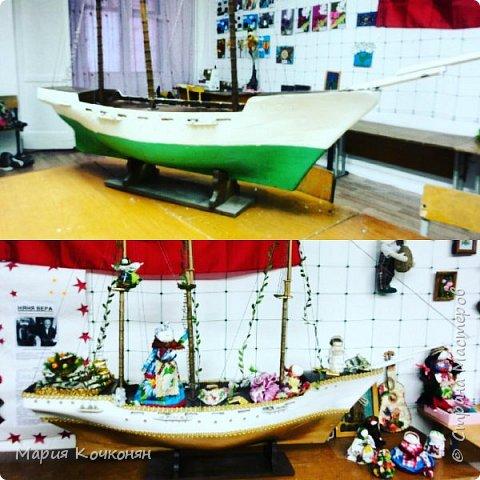 Реставрация старого корабля)))))))))) фото 1