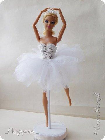 """Всем доброго времени суток. Я опять пропала, но на этот раз ненадолго. За это время у меня накопилось несколько работ. Эта работа делалась для конкурса """"Балерина"""", но из-за уроков, недостатка времени (9 класс) я её не выложила. Ну хоть так покажу... фото 7"""