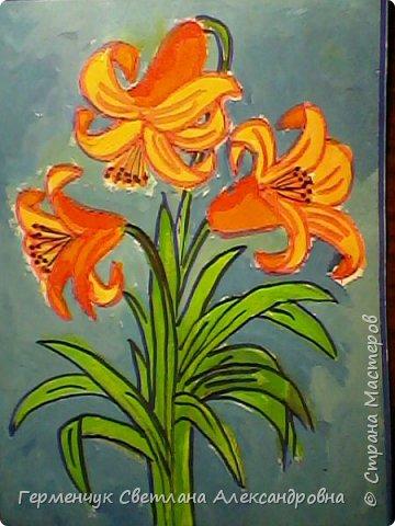 "Раскраски  ""Цветы . Весна""  ребят 4 ""В"" класса (взяты из Интернета) фото 4"