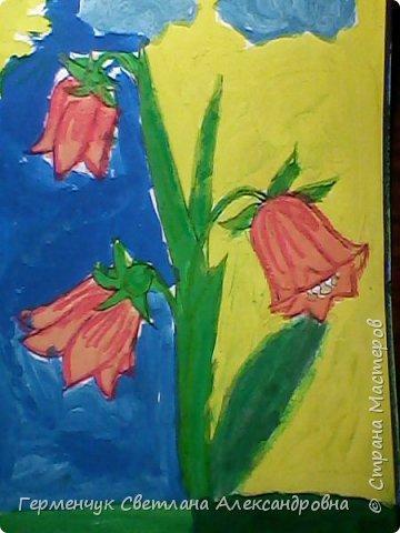 "Раскраски  ""Цветы . Весна""  ребят 4 ""В"" класса (взяты из Интернета) фото 12"