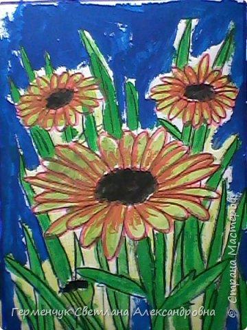 "Раскраски  ""Цветы . Весна""  ребят 4 ""В"" класса (взяты из Интернета) фото 14"