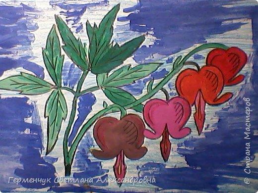"Раскраски  ""Цветы . Весна""  ребят 4 ""В"" класса (взяты из Интернета) фото 19"