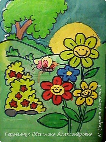 "Раскраски  ""Цветы . Весна""  ребят 4 ""В"" класса (взяты из Интернета) фото 25"