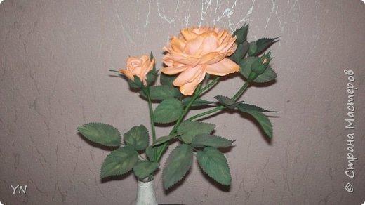 роза из фома фото 1