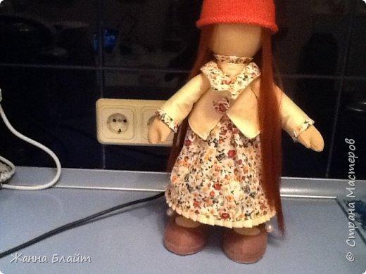 Первые куклы  фото 1