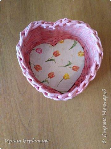 Шкатулка-сердечко фото 2