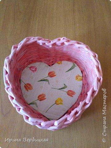 Шкатулка-сердечко фото 3